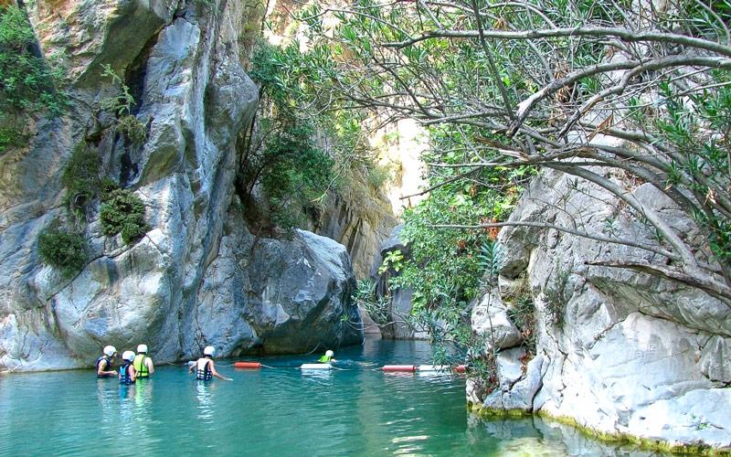 Kanyon Turu